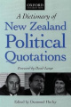 A Dictionary of New Zealand Political Quotations