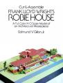 Cut & Assemble Frank Lloyd Wright's Robie House