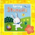 Spring Stencils [Board book]