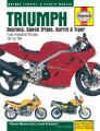 Haynes Triumph Daytona, Speed Triple, Sprint & Tiger: Fuel-Injeected Triples '97 to '00