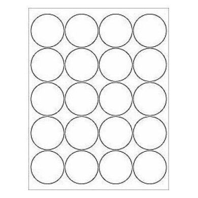 It's just a photo of Circle Printable Labels with round gift tag