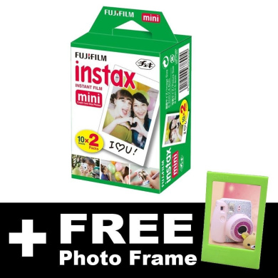 Red FujiFilm 70100127830/Lens for Instax Mini 8/Selfie and Close Plans
