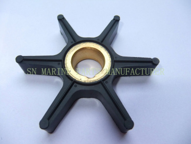 SEI MARINE PRODUCTS Mercury Force Impeller Kit 47-85089T4 9.9 13.5 15 18 20 25 HP 2 Stroke 4 Stroke