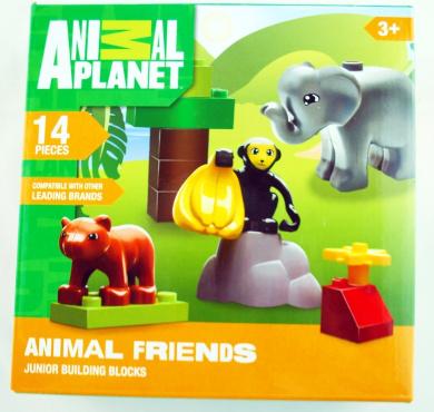 Animal Planet Sunrise Ranch Junior Building Blocks