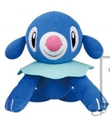 Pokemon Center Original Popplio Robball Otaquin Mascot Soft toy Stuffed animal