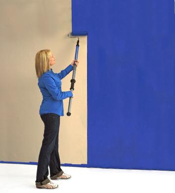 HomeRight C800952.M Paint Stick EZTwist Paint Roller Applicator