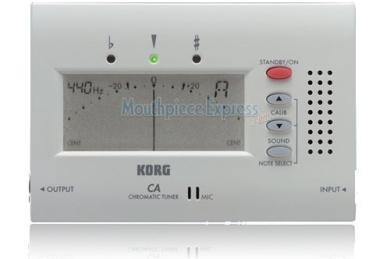 Korg CA-40 Chromatic Tuner Music