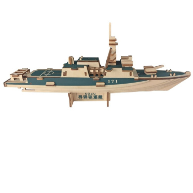 Baoblaze 10 Pieces Real Looking Navy Military Warship Boat Model Assembled Toys Kids Gift Gray