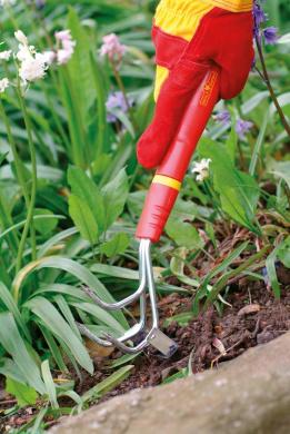 Wolf Garten Multistar ZM30 Weeding Fork with Handle