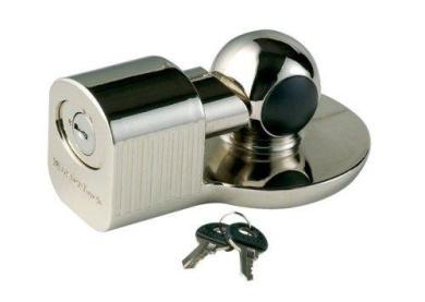 379KAATPY0501 MASTER LOCK Universal Coupler Lock,Powder Coated