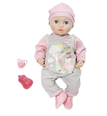 Baby Annabell 700655 Doll by Baby Annabell - Shop Online ...