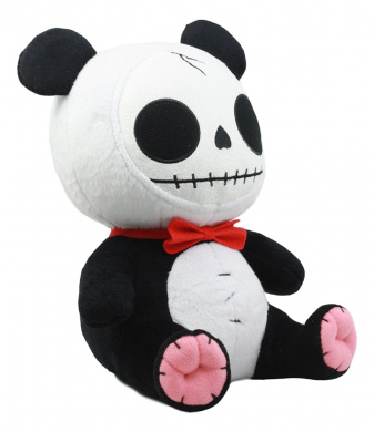 Furry Bones Skeleton Pandie Giant Panda Plush Toy Doll Collectible Kung Fu