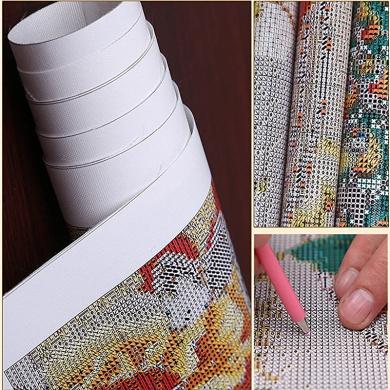 Peicees Mosaic Tiles Bulk for DIY Art Crafts Mosaics Glass Pieces White Black Multicolor Mosaic Supplies for Home Decoration 0.5kg//1.1lb