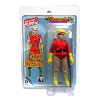 Loose in Factory Bag Dove Teen Titans Retro Figures Series Two
