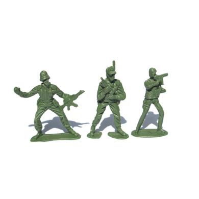 Civil War Toy Soldiers: Set of 48 Union Blue and Confederate Grey Army Men Miniatures- Infantry Cavalry Artillery Cannons and Naval Ships Morrison Games