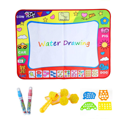 Toys Games Grown Up Toys Toys Games Ocean World Magic Water Drawing Book Reusable Coloring Activity Board Kenroll Unisex Kids Doodle Painting Pictures Book Refillable Water Pen Toddlers Grown Up Toys Kopa Or Kr