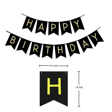 Kcilife 80th Birthday Decorations //80th Birthday Banners Female for Happy 80th Birthday and Dad//Mum 80th Birthday Ideas