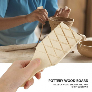 Clay Pottery Ceramics Mudtools Stainless Steel Bowl Rib Small SSB-S